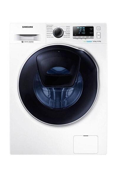 Samsung WD90K6B10OW AddWash 1400 Devir 9 kg / 6 kg Kurutmalı Çamaşır Makinesi