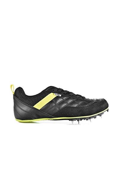LIG Lig Monaco Çivili Atletizm Ayakkabısı Siyah - MONACO ÇİVİLİ