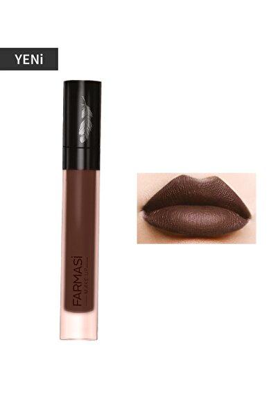 Farmasi Mat Likit Ruj - Velvet Matte Liquid Lipstick Chocolate Flame No:106 8690131769642