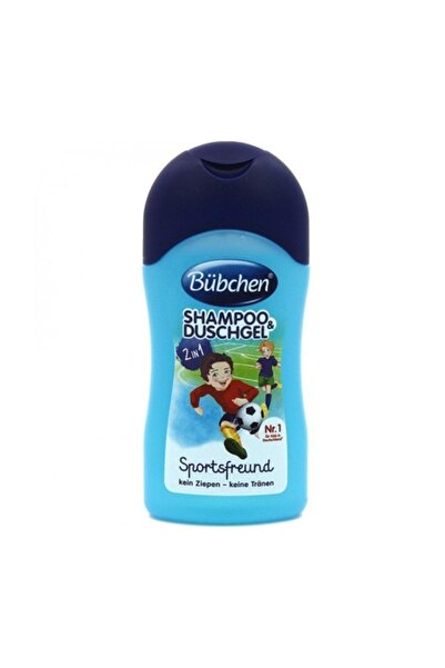 Bübchen Şampuan Ve Duş Jeli Sport 50 ml