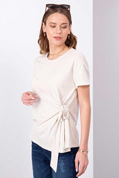 Pierre Cardin Kadın Polo Yaka T-shirt G022SZ011.000.762149