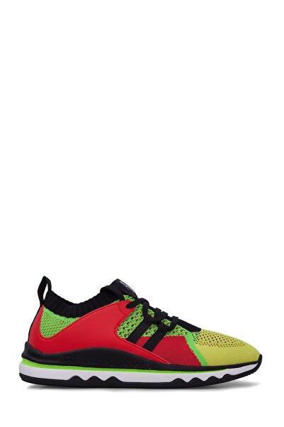 Armani Exchange Kadın Siyah-Kırmızı Sneaker XDX007 XV121 E455