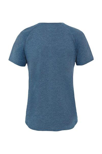 THE NORTH FACE Kadın Graphic Play Hard S/S - Eu T93Uwl1Lg T-Shirt