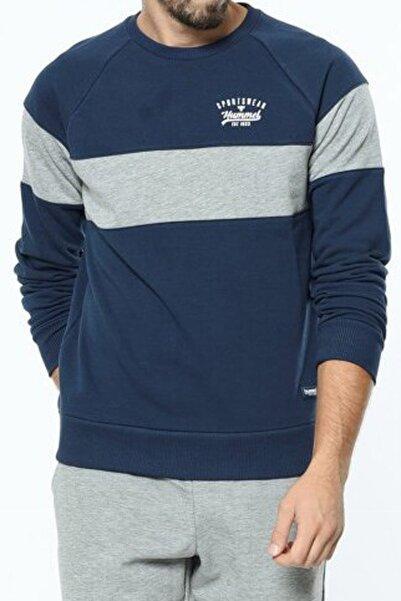 HUMMEL Erkek Sweatshirt Hmlhagen Sweat Shirt
