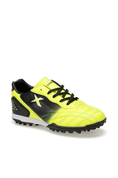 Kinetix FORLAN TURF 9PR Neon Sarı Erkek Çocuk Halı Saha Ayakkabısı 100431049