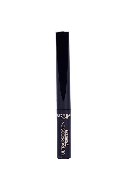 L'Oreal Paris Siyah Eyeliner - Ultra Precision Superliner 01 3054080005773