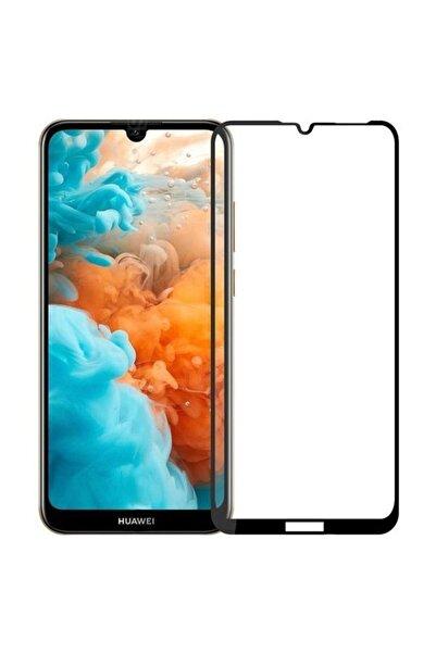 Kılıfreyonum Huawei Y6 2019 5D Tam Kaplayan Kırılmaz Cam Ekran Koruyucu