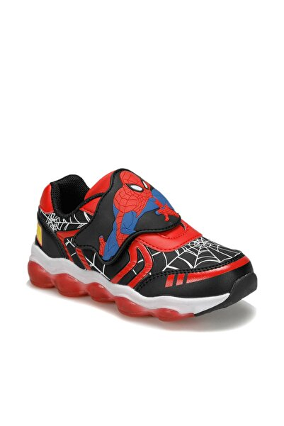 SPIDERMAN 92.HANK.P Siyah Erkek Çocuk Spor Ayakkabı 100406166