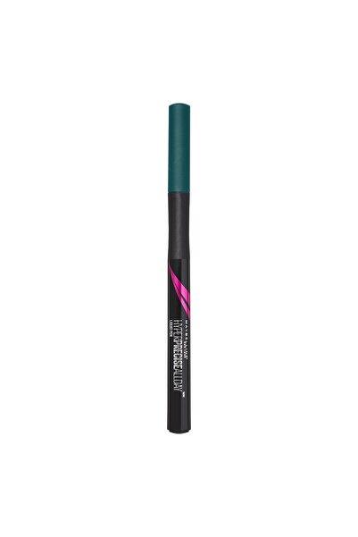Maybelline New York Likit Yeşil Eyeliner - Hyper Precise All Day Eyeliner Jungle Vert 3600531047788