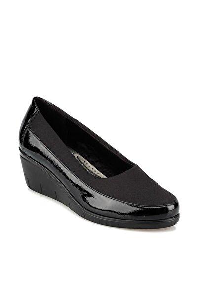 Polaris 92.151043RZ Siyah Kadın Sandalet 100428493