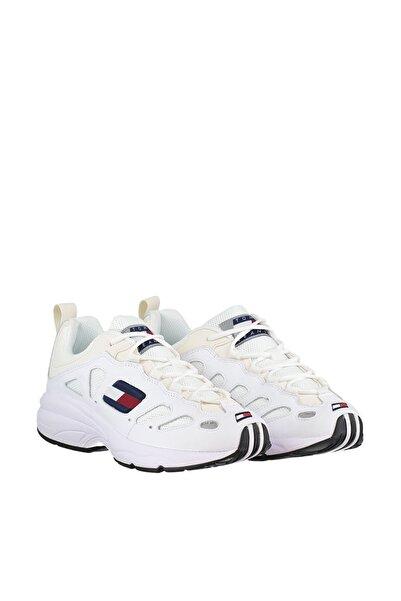 Tommy Hilfiger Erkek Tommy Jeans Retro Sneaker EM0EM00344