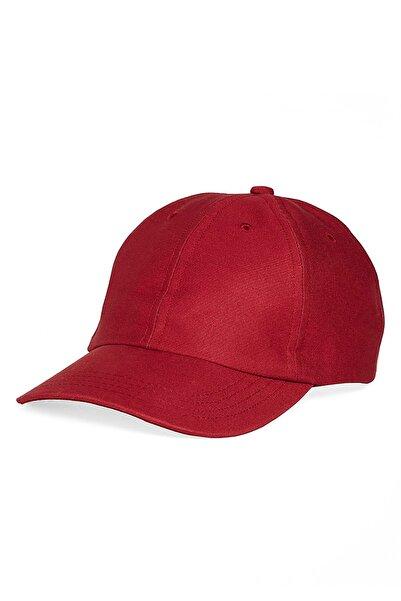 BROOKS BROTHERS Erkek Kırmızı Beyzbol Şapkası