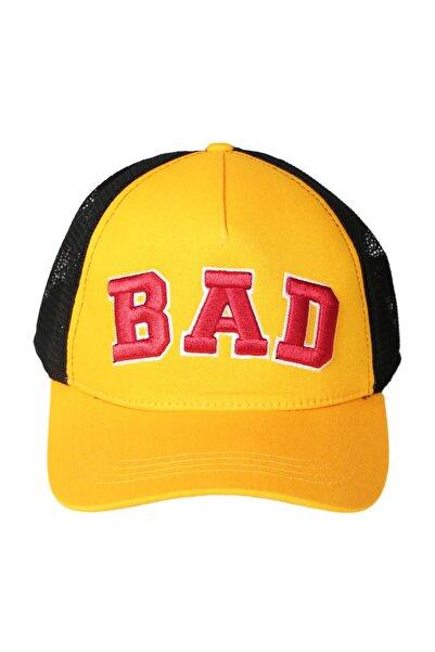 Bad Bear Unisex Haki Fileli Şapka 19.02.42.006