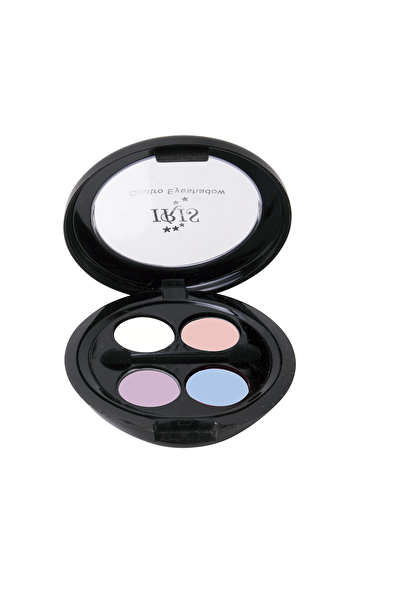 IRIS 4'Lü Göz Farı - Quatro Eyeshadow 001 8699195992508