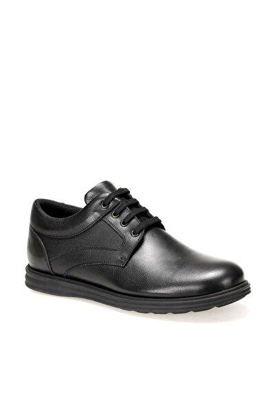 Flogart 89425-1 Siyah Erkek Comfort Ayakkabı