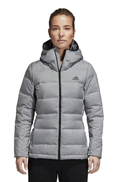adidas W HELIONIC MEL Gri Kadın Mont 101117510