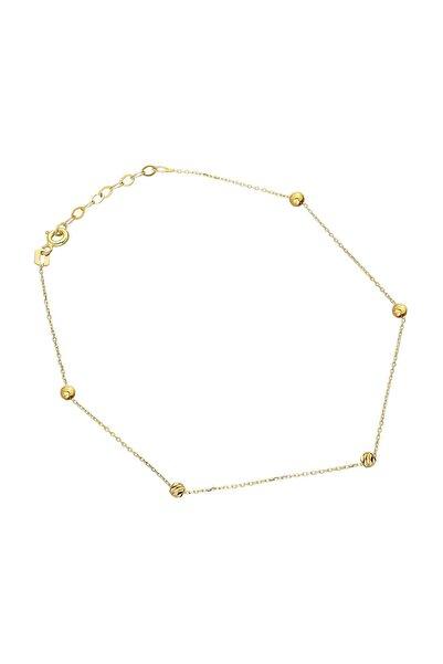Glorria Kadın Altın Dorika Bileklik VK0675