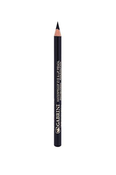 Gabrini Dudak ve Göz Kalemi - Lip&Eye Pencil 32 8696814015327