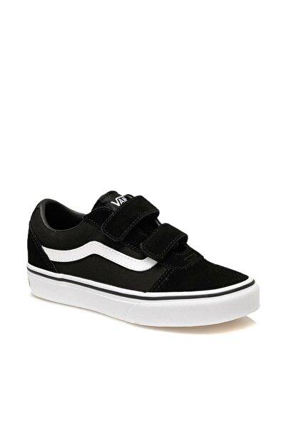 Vans YT WARD V Siyah Unisex Çocuk Sneaker Ayakkabı 100481275