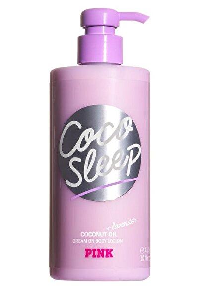 Victoria's Secret Pink Coco Sleep Coconut Oil + Lavender Dream On Kadın Vücut Losyonu 414 ml 667548778770