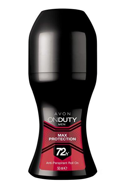 AVON On Duty Max Protection Antiperspirant Erkek Roll-On Deodorant - 50ml
