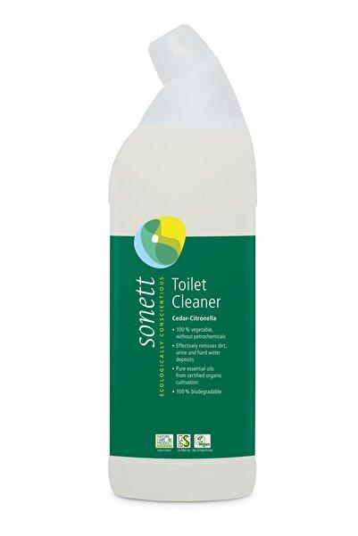Sonett Organik Tuvalet (Wc)Temizleyici - Organik Limonotu Ve Sedir Özlü- 750 Ml