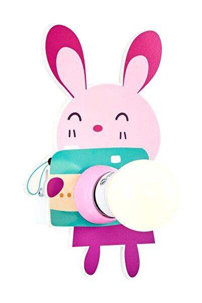 Özcan Aydınlatma Tavşan Aplik Çocuk Odası