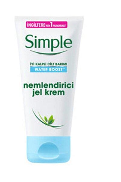Simple Water Boost Nemlendirici Jel Krem 50Ml