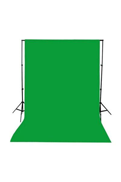 SaRa Yeşil Fon Perde - Green Screen 2x3m