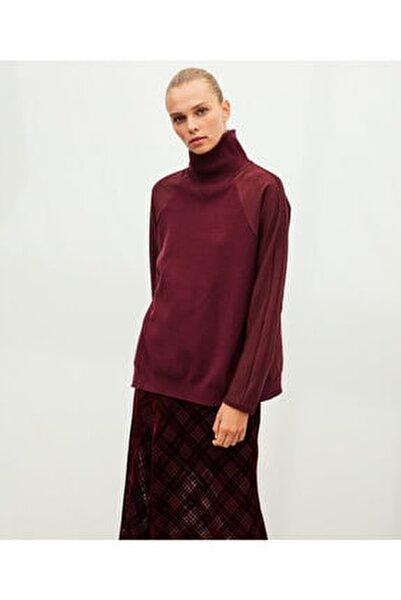 Kumaş Mixli Elbise
