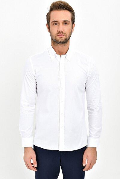 Centone Comfort Fit Uzun Kol Gömlek 19-0354