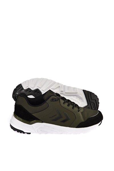 HUMMEL Unisex Haki Koşu & Antrenman Ayakkabısı - Hmlprag Sneaker