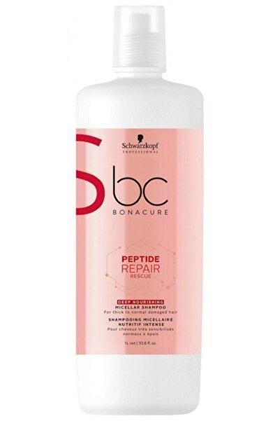 Bonacure Peptide Acil Kurtarma Derin Besleme Şampuan 1000ml