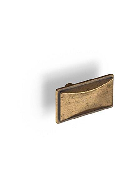 Hafele Adda Jr Düğme Kulp Antik Bronz - 120.70.880