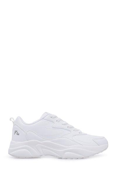 lumberjack CİNDY PU 9PR Beyaz Kadın Sneaker Ayakkabı 100406470