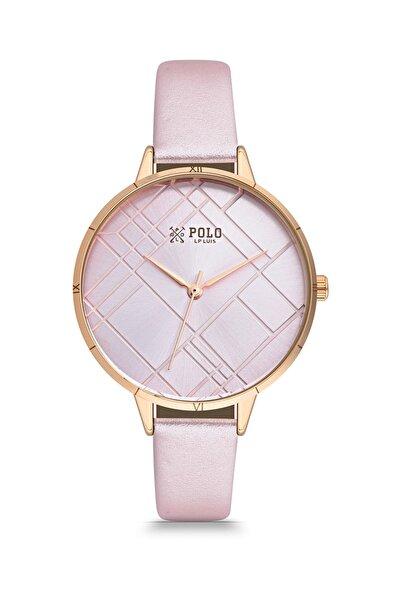 Luis Polo P1072-BK-08 Kadın Kol Saati