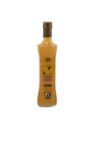 MARANKİ Katkısız Limon Sirkesi 500ml (içilebilir)