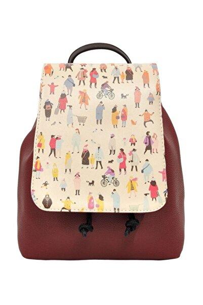 Dogo Snow Square Hipsta Bag Sırt Çantası