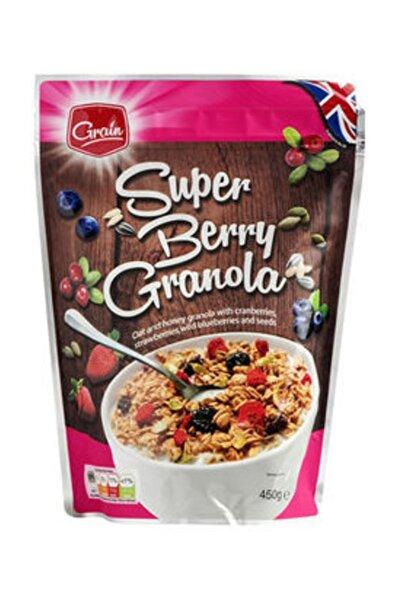 Granola Grain Super Berry Müsli Gevrek 450 gr