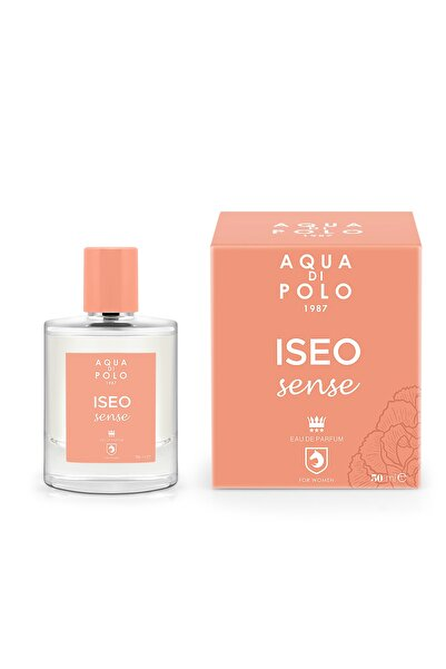 Aqua Di Polo 1987 Iseo Sense Edp 50 ml Kadın Parfüm Apcn000902