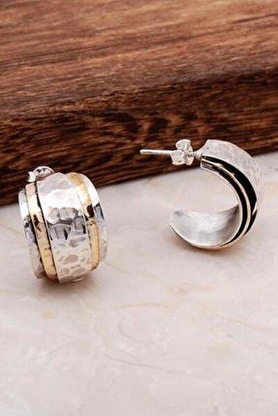 Sümer Telkari Gümüş Küpe