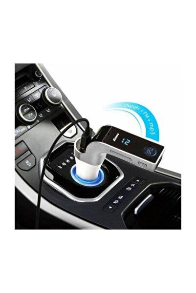 Zhuse 2019 Yeni Model Carg7 Bluetooth Araç Fm Transmitter Usb Girişli,