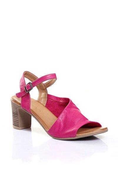 BUENO Shoes Mavi Bayan Sandalet 9n1519