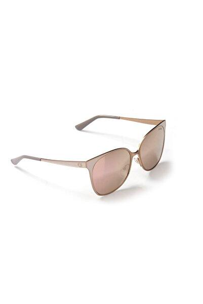 Guess Kadın Dikdörtgen Güneş Gözlüğü GU 7458 29G