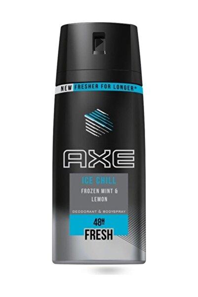 Axe Erkek Deodorant Sprey Ice Chill 150 ml. 6'lı Set