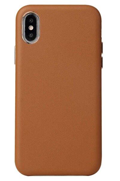 cepsesuar Apple Iphone Xs Kılıf Deri Lansman Içi Komple Kadife