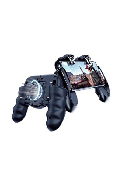 PUBG H9 Soğutmalı Altı Parmak Telefon Oyun Konsolu  Fotnite Call Of Duty Oyun