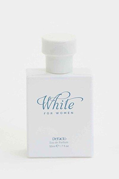 DeFacto White Kadın Parfüm 50 ml