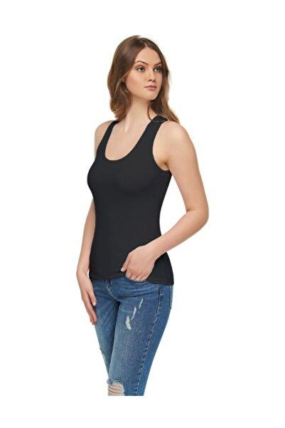 Tutku Kadın 3'lü Paket Modal Elastan Geniş Askılı Badi