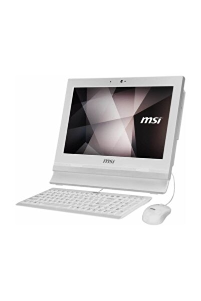 "MSI PRO 16T 7M-005XEU Intel Celeron 3865U 4GB 500GB Freedos 15.6"" All In One Bilgisayar"